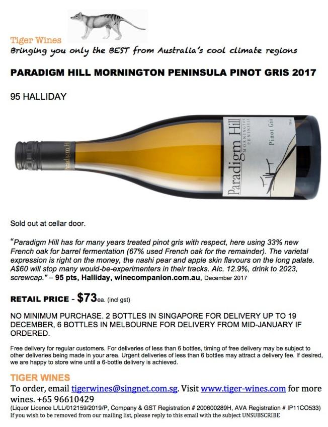 2017 Pinot Gris 2